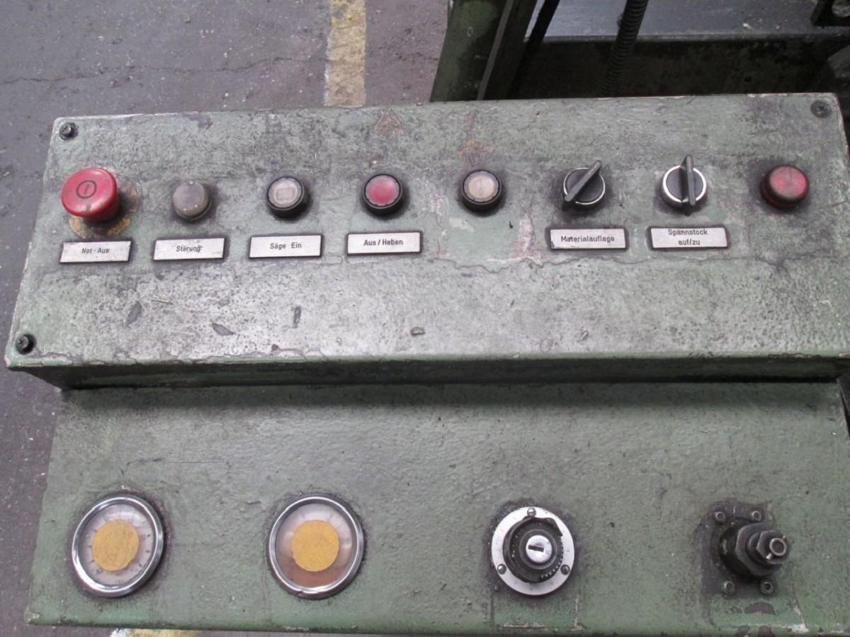 Ленточнопильный автомат - гориз. KASTO PBA 460U фото на Industry-Pilot