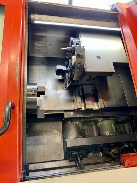 Токарный станок с наклонной станиной с ЧПУ GILDEMEISTER CTX500 фото на Industry-Pilot