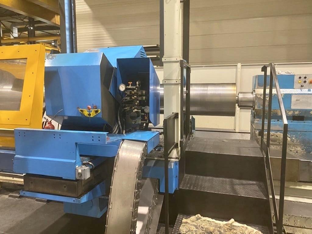 Тяжёлый токарный станок GIANA GFSC 12 фото на Industry-Pilot