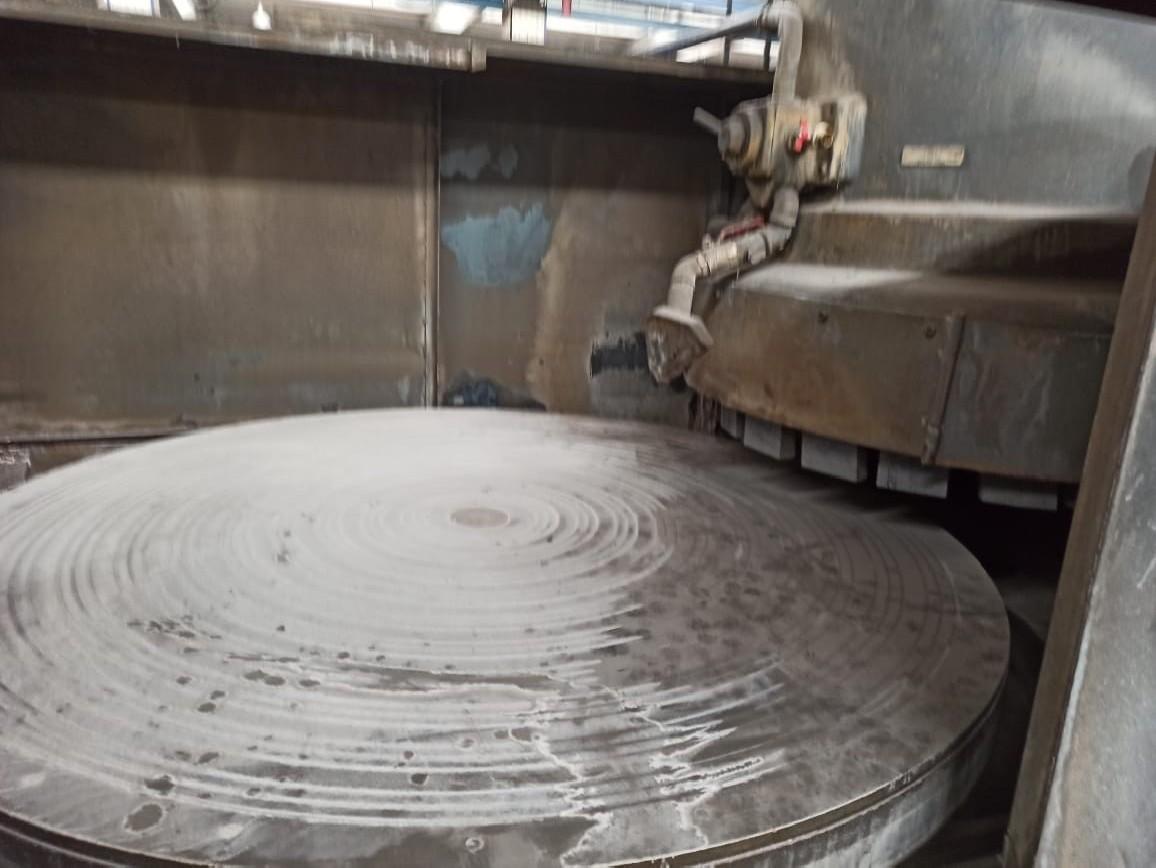 Плоскошлифовальный станок с круглым столом NAXOS-UNION FR 1800 фото на Industry-Pilot