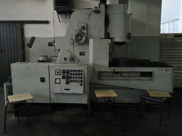 Плоскошлифовальный станок с круглым столом MENGELE PSM 600 фото на Industry-Pilot