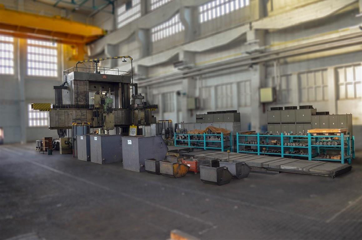 Портальный фрезерный станок FRITZ HECKERT FZ 2500x2900x13000 ü5 фото на Industry-Pilot