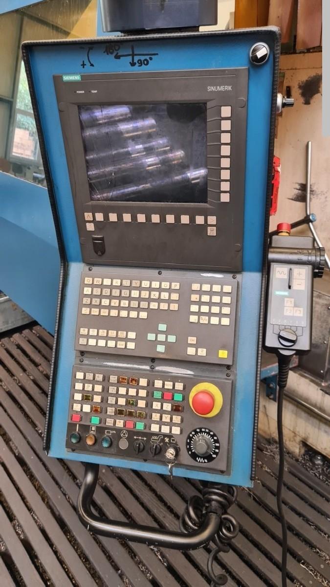Токарный станок с ЧПУ GEMINIS GHT5 G4-1000 x 6000 фото на Industry-Pilot