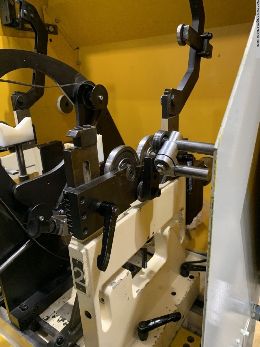 Балансировочный станок SCHENCK CAB690-H19 фото на Industry-Pilot