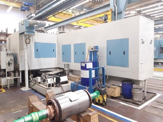 Круглошлифовальный станок DANOBAT R3-4000-S2 фото на Industry-Pilot