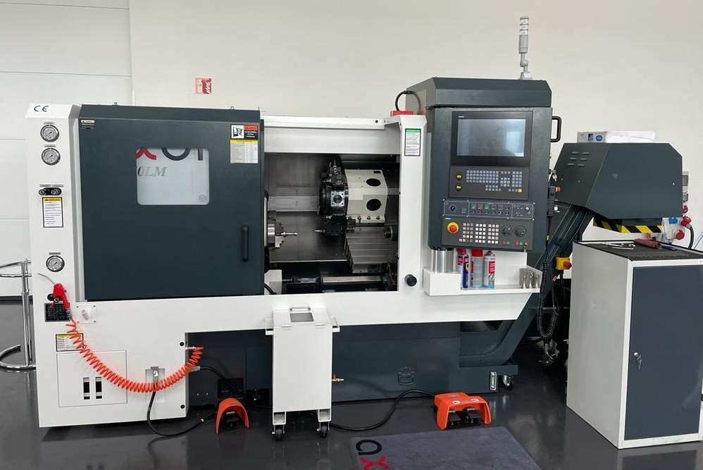 CNC Turning Machine AXON HTC 70LM