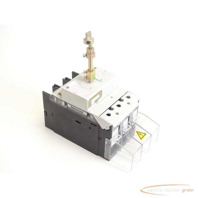 Moeller Klöckner Moeller NZW7-200-NA Lasttrennschalter + DA-NZM7 Drehantrieb