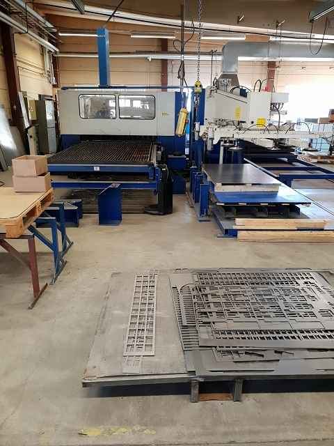 Laser Cutting Machine Trumpf TC L 3030 photo on Industry-Pilot