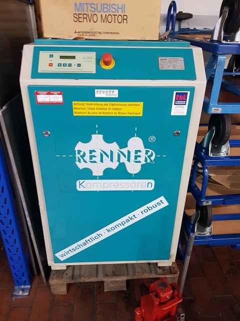 Компрессор  RENNER RS 22,0 - 7,5 фото на Industry-Pilot