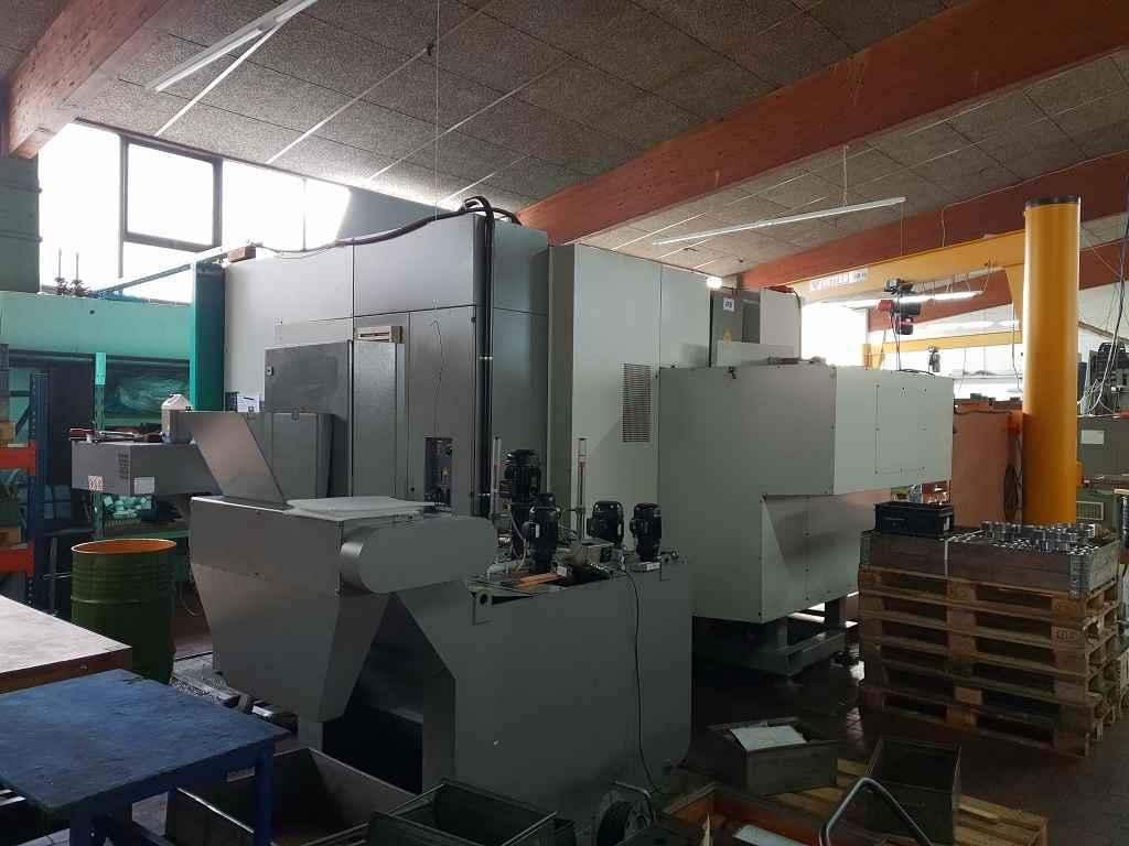 Обрабатывающий центр - универсальный DMG DMC 125 U фото на Industry-Pilot