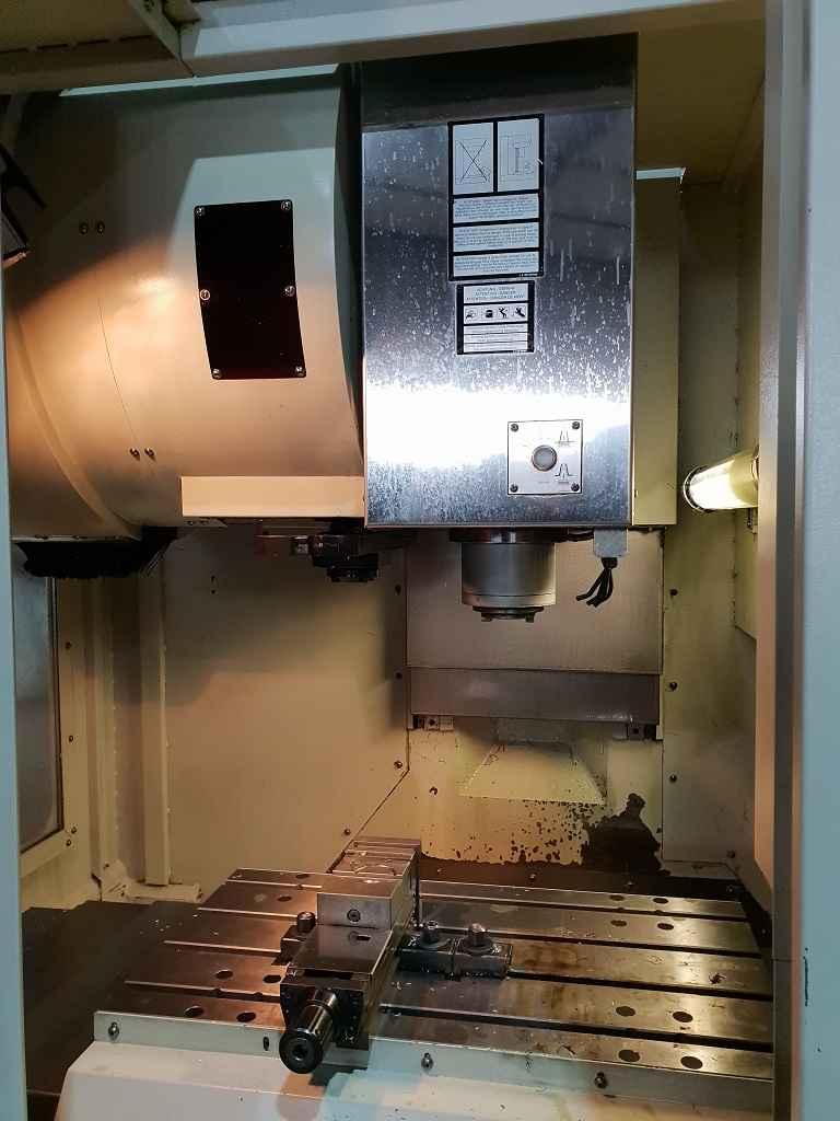 Обрабатывающий центр - вертикальный Spinner VC 450 фото на Industry-Pilot