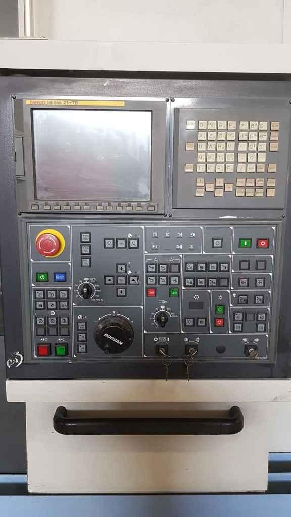 Токарный станок с ЧПУ Doosan Puma 480LM фото на Industry-Pilot