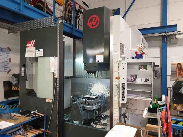 б/у Оборудование Haas UMC 750