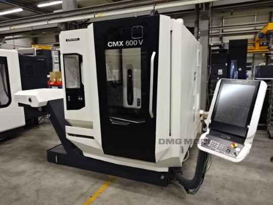 Machining Center - Vertical DMG MORI CMX 600 V065241 photo on Industry-Pilot