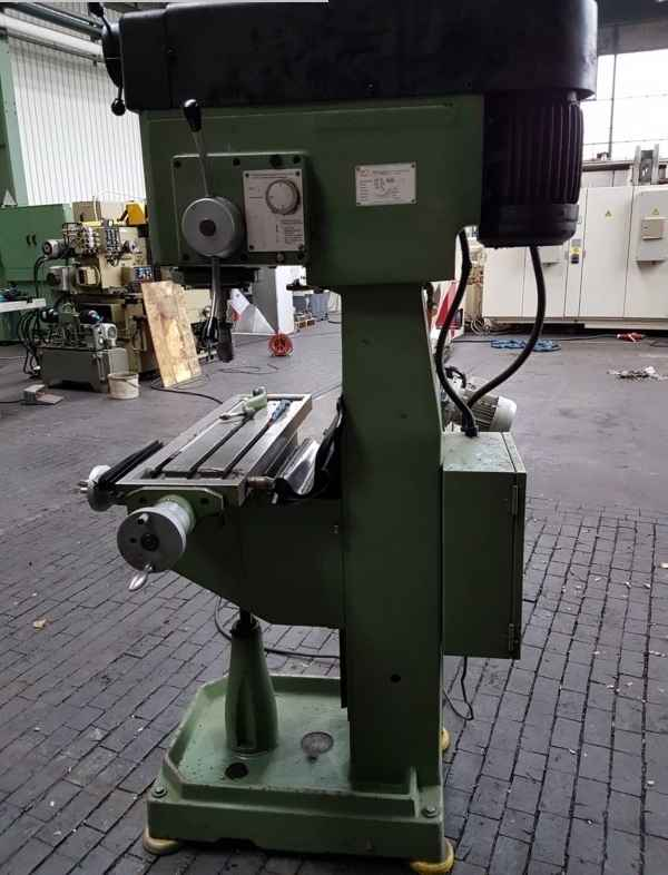 Upright Drilling Machine KNUTH VBF 40 Super used buy P0044794