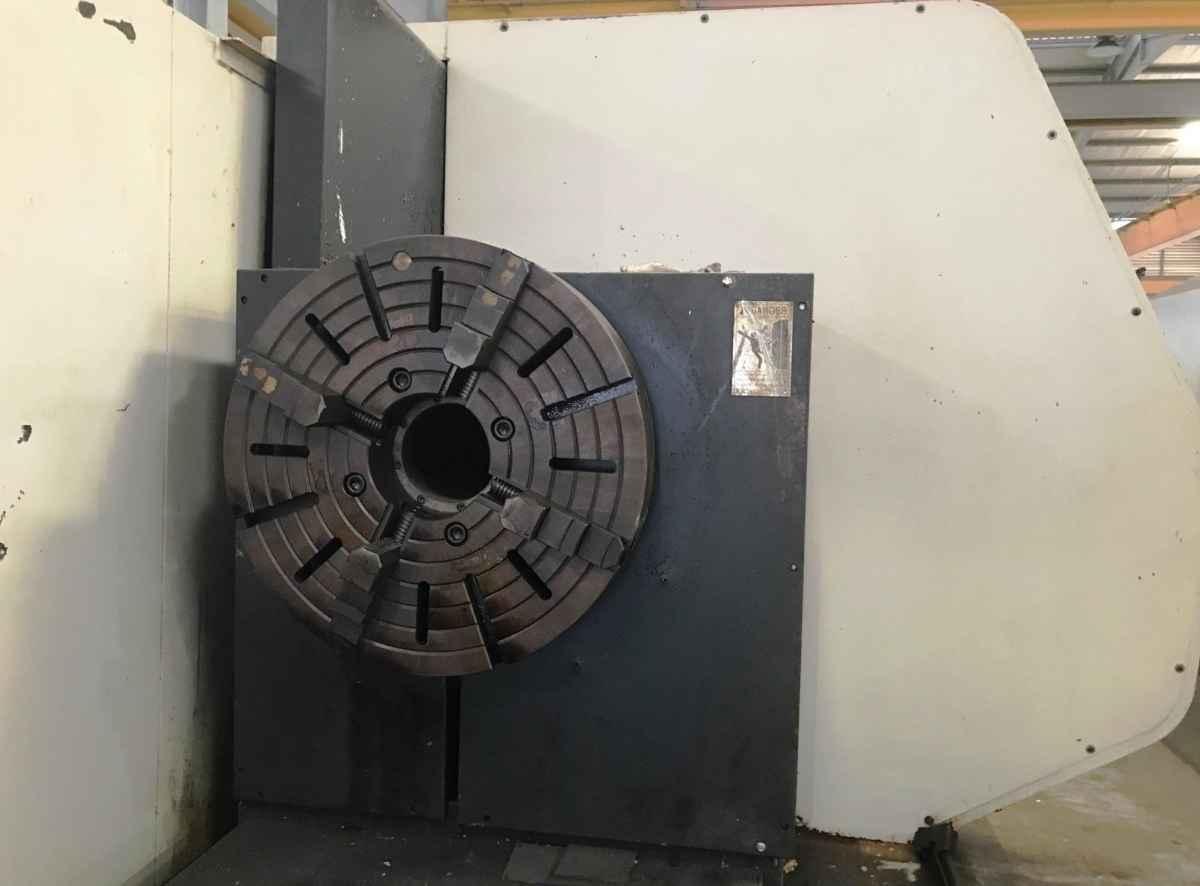 Hollow Spindle Lathe LL LD48 x 3000 фото на Industry-Pilot