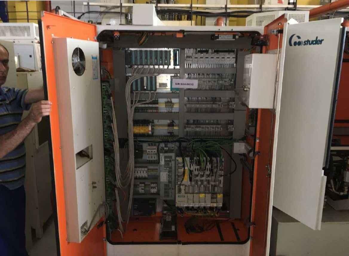 Круглошлифовальный станок - универс. STUDER S 140 CNC P0044860 фото на Industry-Pilot