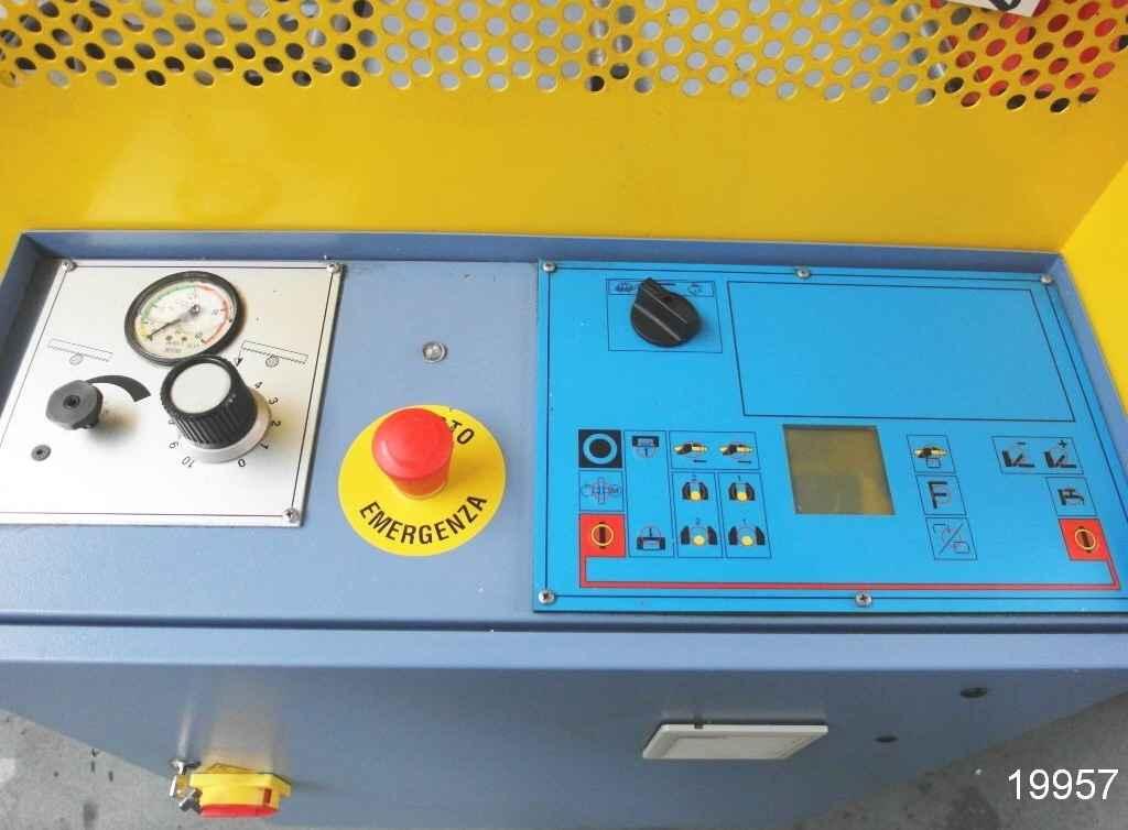Ленточнопильный автомат - гориз. BIANCO 330 AUT 60 фото на Industry-Pilot