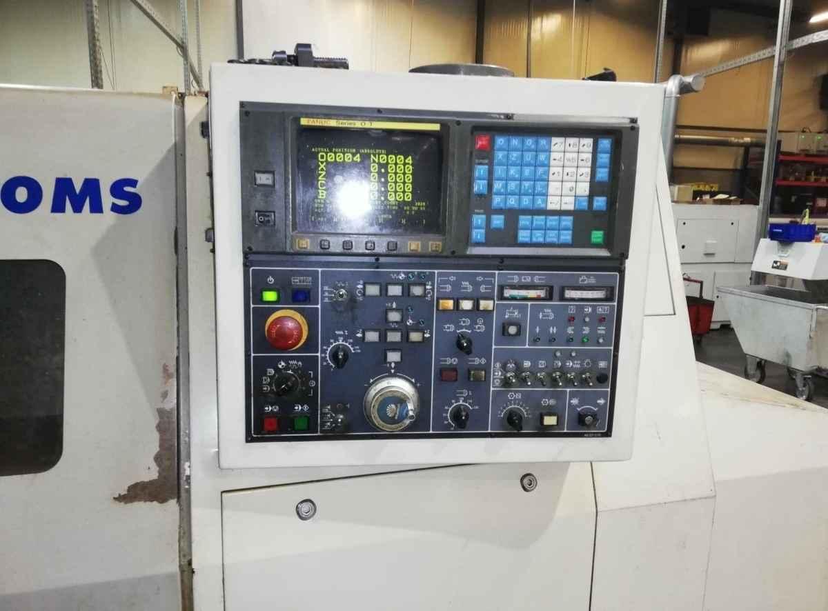 Токарный станок с наклонной станиной с ЧПУ DOOSAN DAEWOO PUMA 200 MS фото на Industry-Pilot