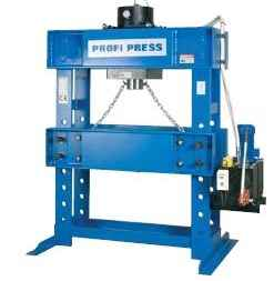 Tryout Press - hydraulic PROFIPRESS 160TON M-H-M-C 1 фото на Industry-Pilot