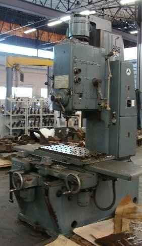 Jig Boring Machine - Vertical ABAWERK VLP 600 photo on Industry-Pilot