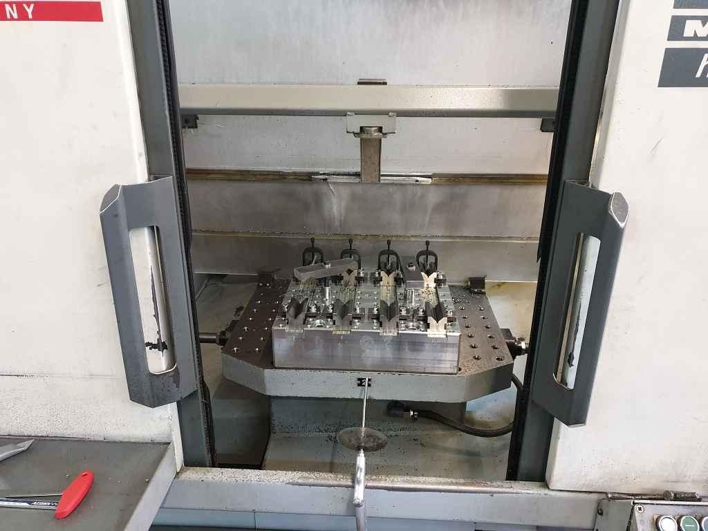 Обрабатывающий центр - вертикальный Chiron FZ 12 W Magnum High Speed фото на Industry-Pilot