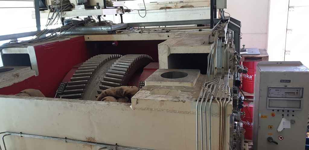 Eccentric Press - Double Column Heilbronn 630-4 фото на Industry-Pilot