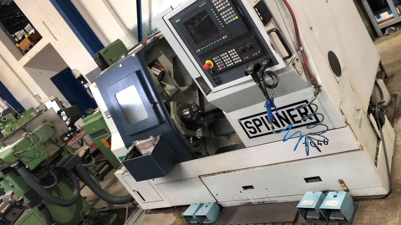 CNC Turning Machine Spinner TC 46 photo on Industry-Pilot