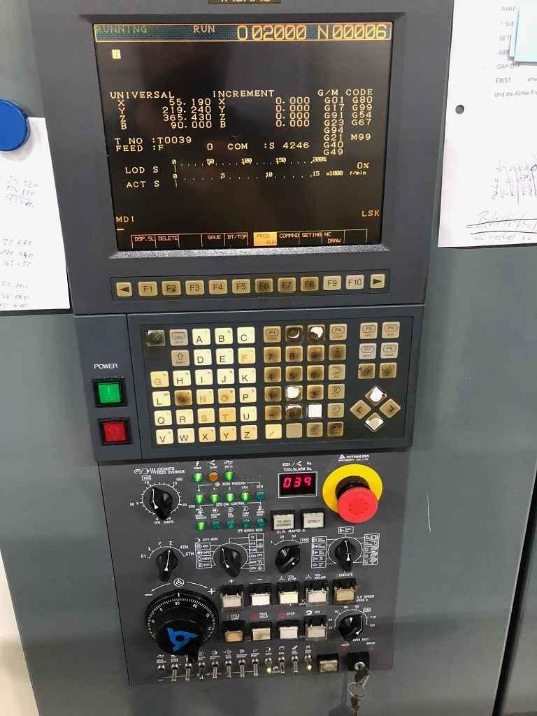 Machining Center - Horizontal Kitamura Mycenter HX 250 I photo on Industry-Pilot