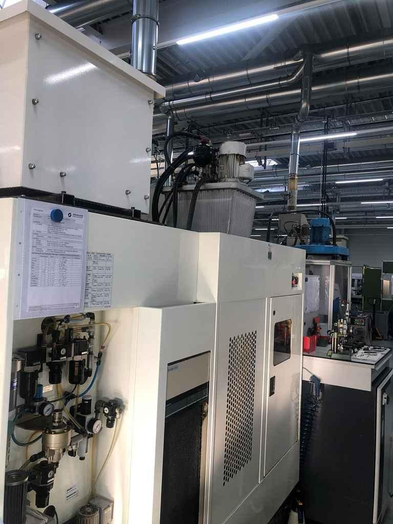 Обрабатывающий центр - горизонтальный Kitamura Mycenter HX 250 I Yasnac фото на Industry-Pilot
