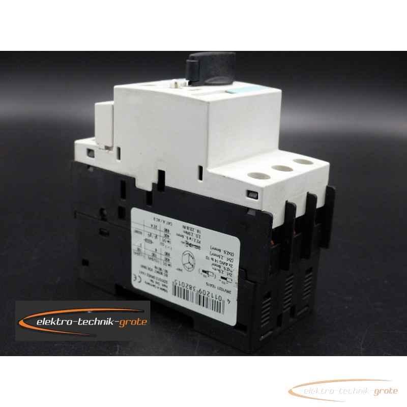 Siemens Hilfsschalter 3RV1901-1E