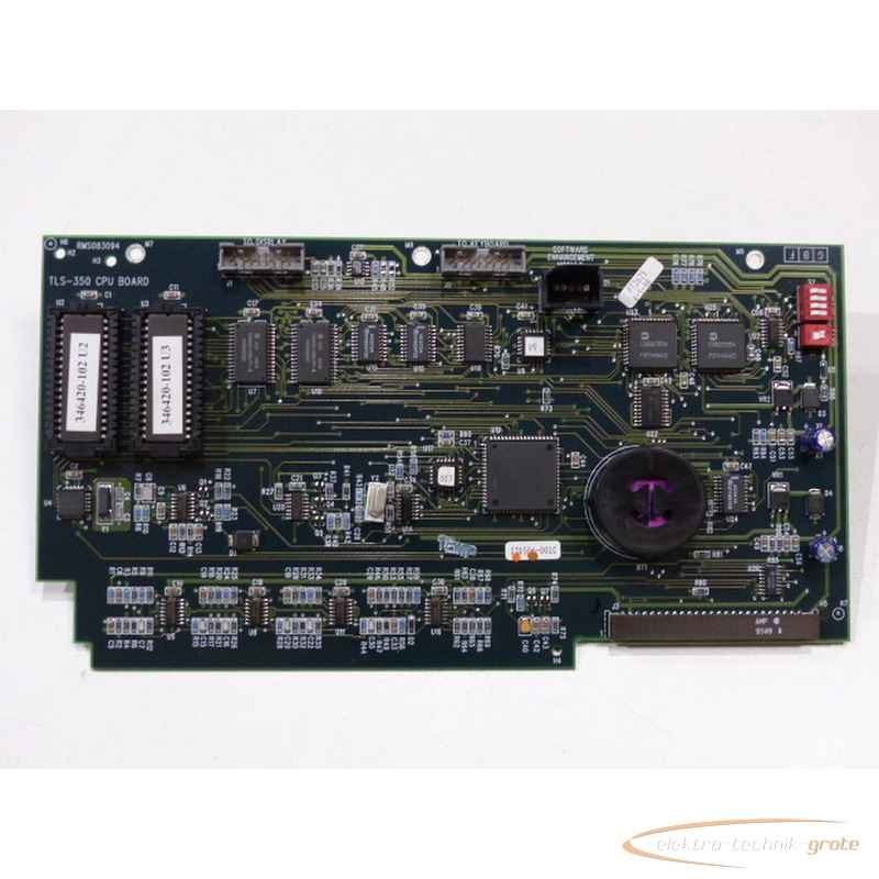Материнская плата Veeder-Root TLS-350 CPU330505-00157462-L 12G фото на Industry-Pilot