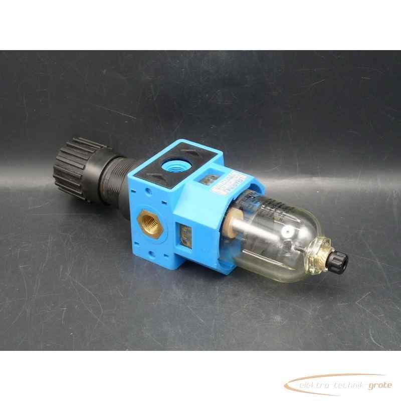Манометр Festo LFR-1-4-S-5M-B Filter-Regelventil ohne15002752692-I 131 фото на Industry-Pilot