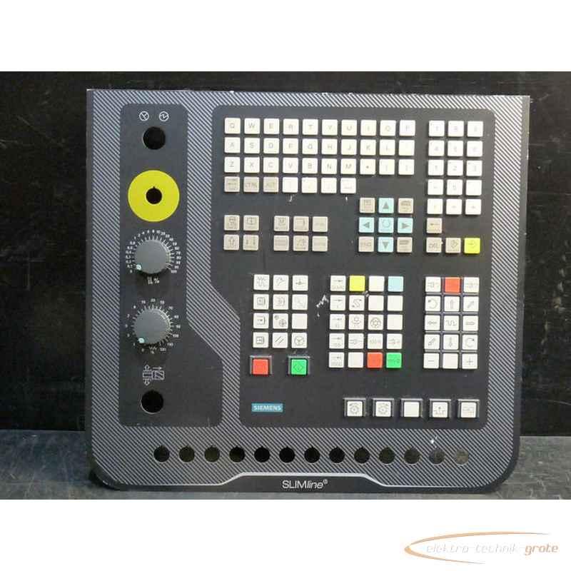 DMG Siemens 6FC5303-0AF50-3DA0 Sinumerik MCP 434C-M Slimline 3 PIN 60310-I 69 фото на Industry-Pilot