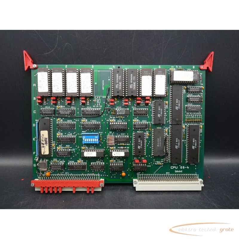 Card IMAC CPU 09-4 60319-P 5C used buy P0058711