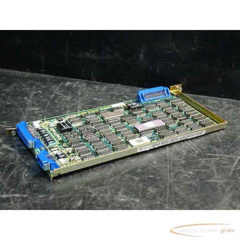 05A Typ A20B-0008-0430 FANUC CRTC//Puncher Board