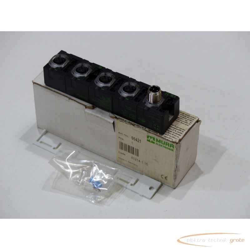 Модуль Murrelektronik 56421 MASI68 E-A ungebraucht! 59343-B146 фото на Industry-Pilot