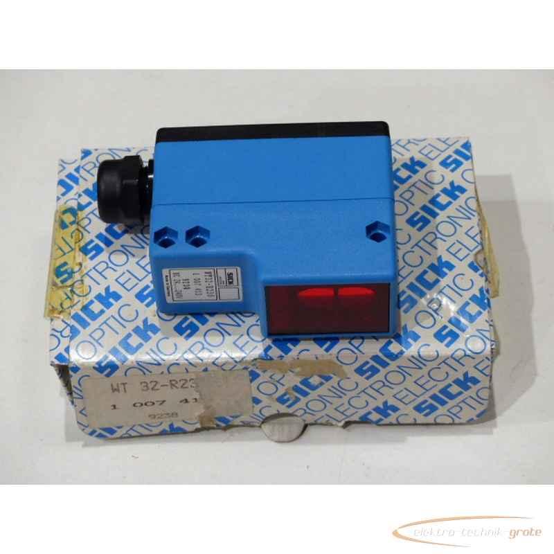 Diffuse sensor Sick WT32-R230 ungebraucht! 58504-B104 photo on Industry-Pilot
