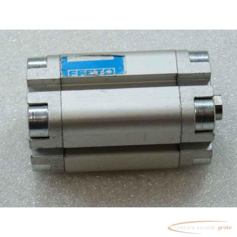 Пневматический компактный цилиндр Festo ADVU-20-30-PAArtikel Nr 156519 1 - 10 bar - ungebraucht -18901-B184 фото на Industry-Pilot