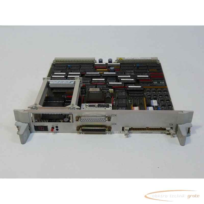 Simadyn Siemens 6DD1600-0AF0 PM16 Prozessormodul E Stand N30567-P 28C photo on Industry-Pilot