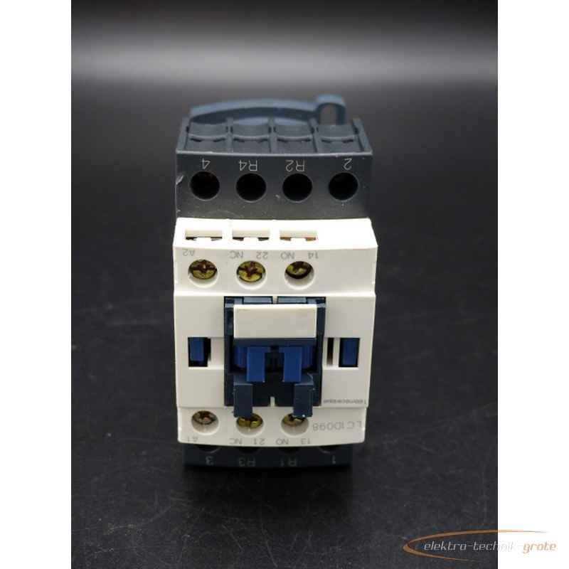 Предохранительное устройство Telemecanique Schneider ElectricLC1D098 115V 50-60HZ33758-B134 фото на Industry-Pilot