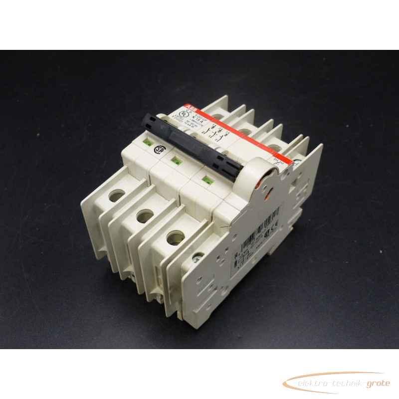 Автоматический выключатель ABB S203 UP K15A S2C-H6RU 34237-B236 фото на Industry-Pilot