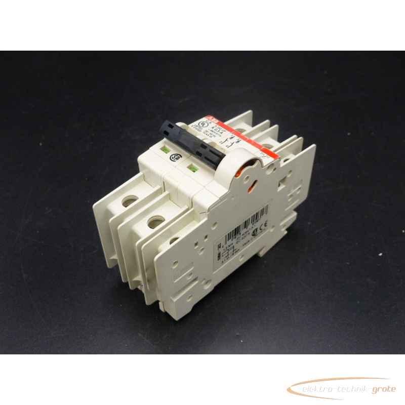 Автоматический выключатель ABB S202 UP K 0,5A S2C-H6RU 34238-B236 фото на Industry-Pilot