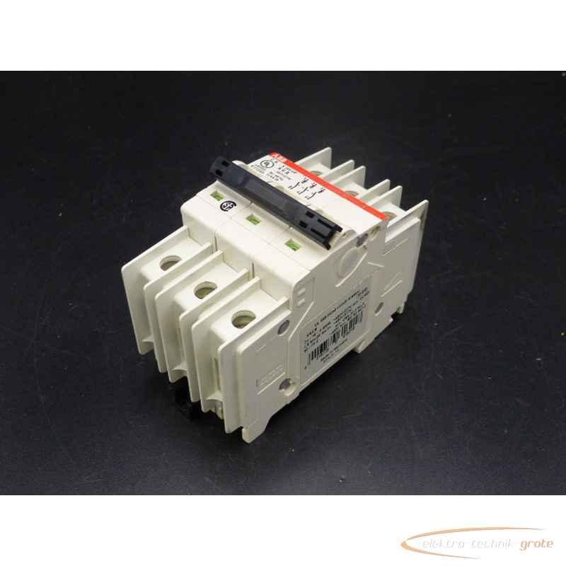 Автоматический выключатель ABB S203 UP K6A E212323 34239-B236 фото на Industry-Pilot