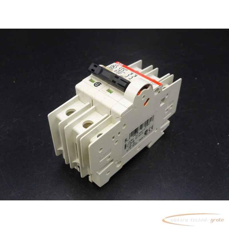 Автоматический выключатель ABB S202 UP K6A E212323 34240-B236 фото на Industry-Pilot