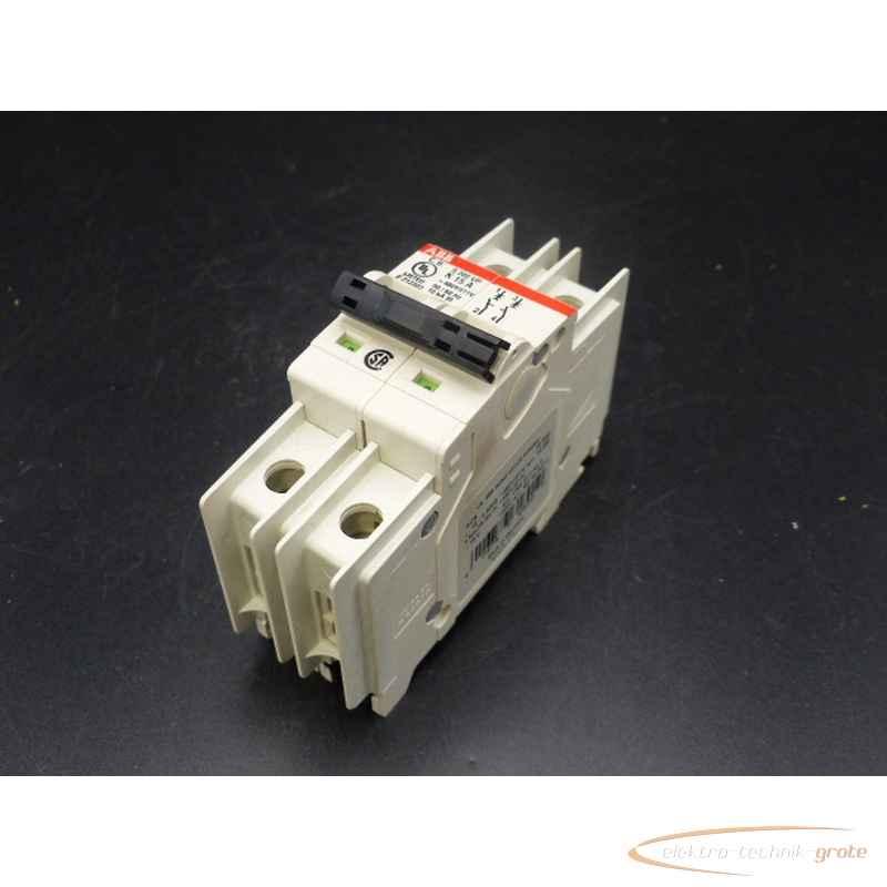 Автоматический выключатель ABB S202 UP K15A 34241-B236 фото на Industry-Pilot