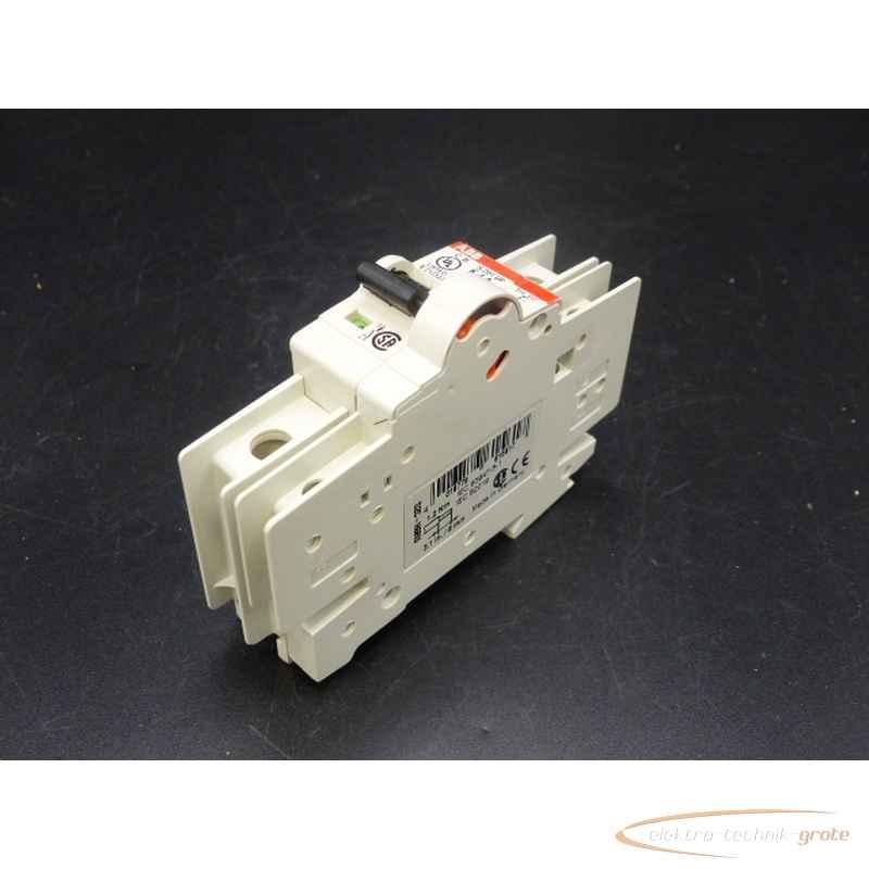 Автоматический выключатель ABB S201 UP K4A S2C-H6RU 34242-B236 фото на Industry-Pilot