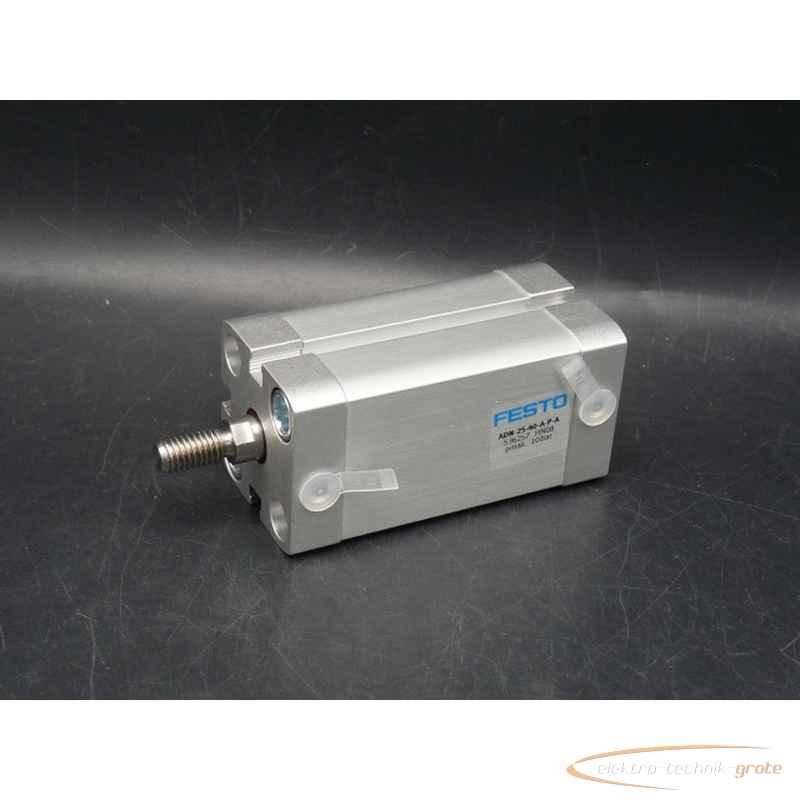 Гидроцилиндр Festo ADN-25-40-A-P-A Kompakt- 536257 ungebraucht! 52839-I 128 фото на Industry-Pilot