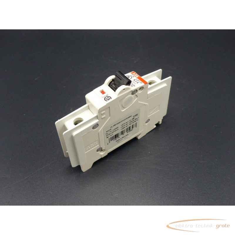 Автоматический выключатель ABB S201 UP K2A 34452-B229 фото на Industry-Pilot
