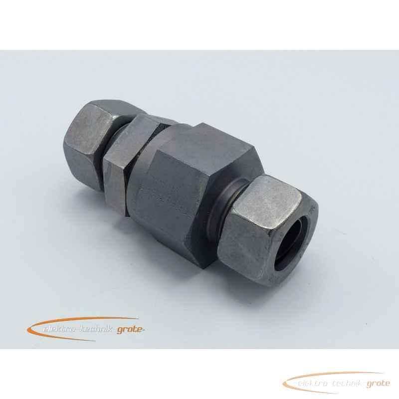 Back valve Voss L22mit Überwurfmuttern - ungebraucht! -32851-B66 фото на Industry-Pilot